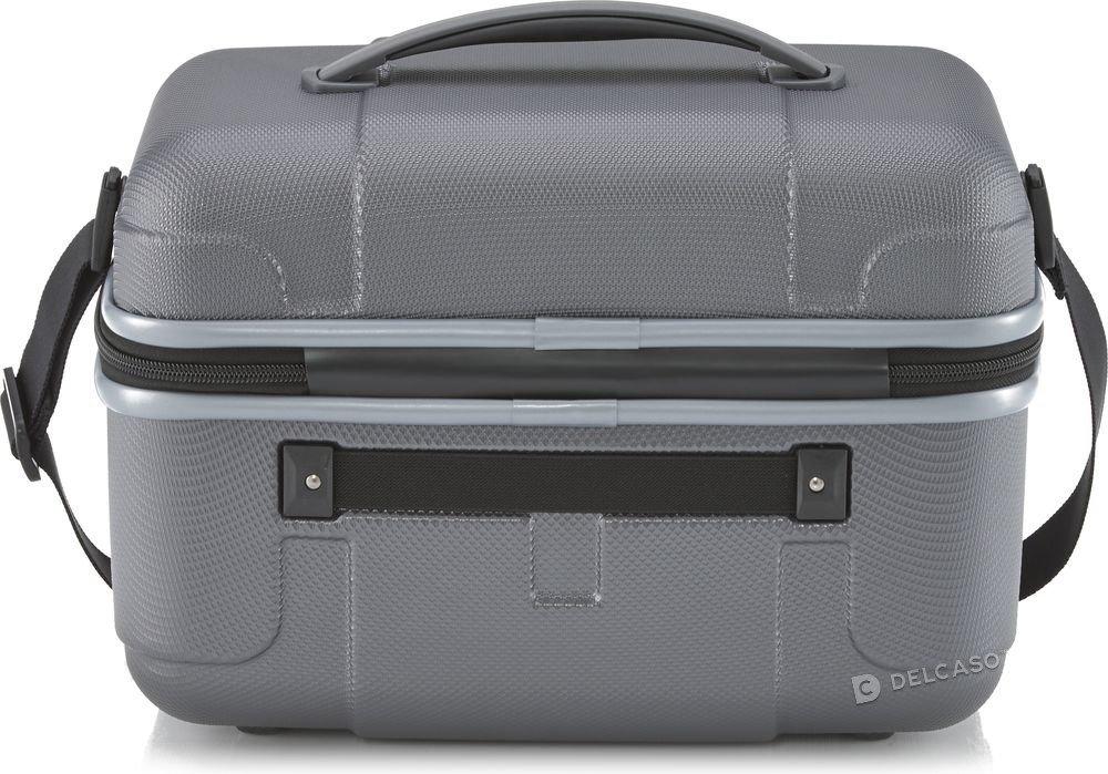 Kuferek / Kosmetyczka Travelite Vector antracytowy