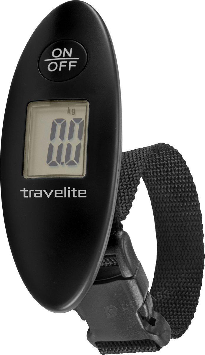 Mała waga bagażowa elektroniczna Travelite