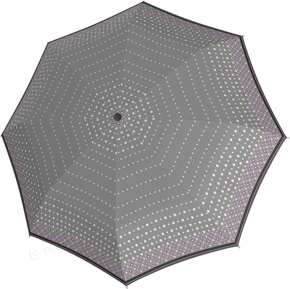 Parasol Fiber Magic Glamour Doppler szary