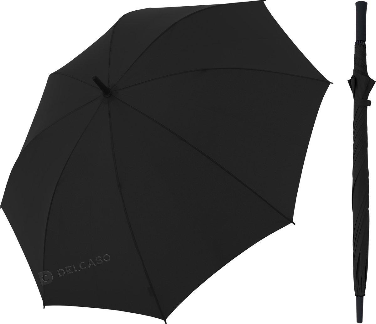 Parasol długi Zero Golf Doppler XXL czarny