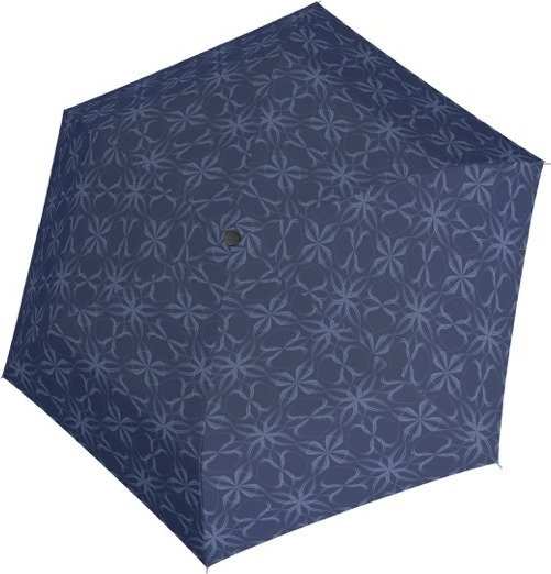 Parasol kieszonkowy Carbonsteel Mini Slim Doppler bloom blue