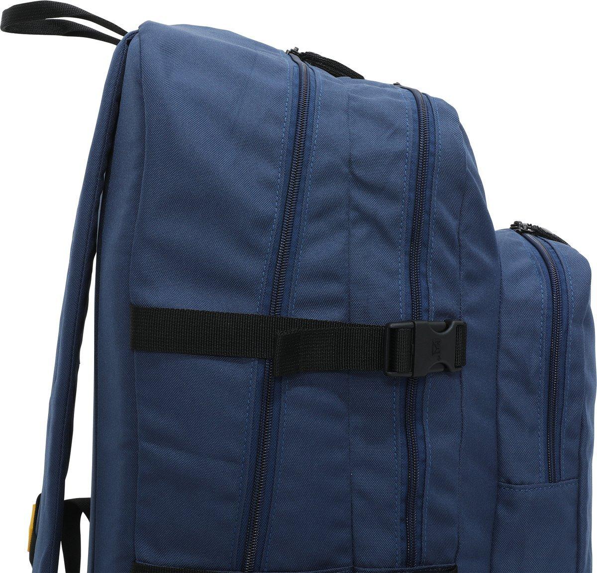 "Plecak Briso na laptopa do 15"" CAT Caterpillar niebieski"