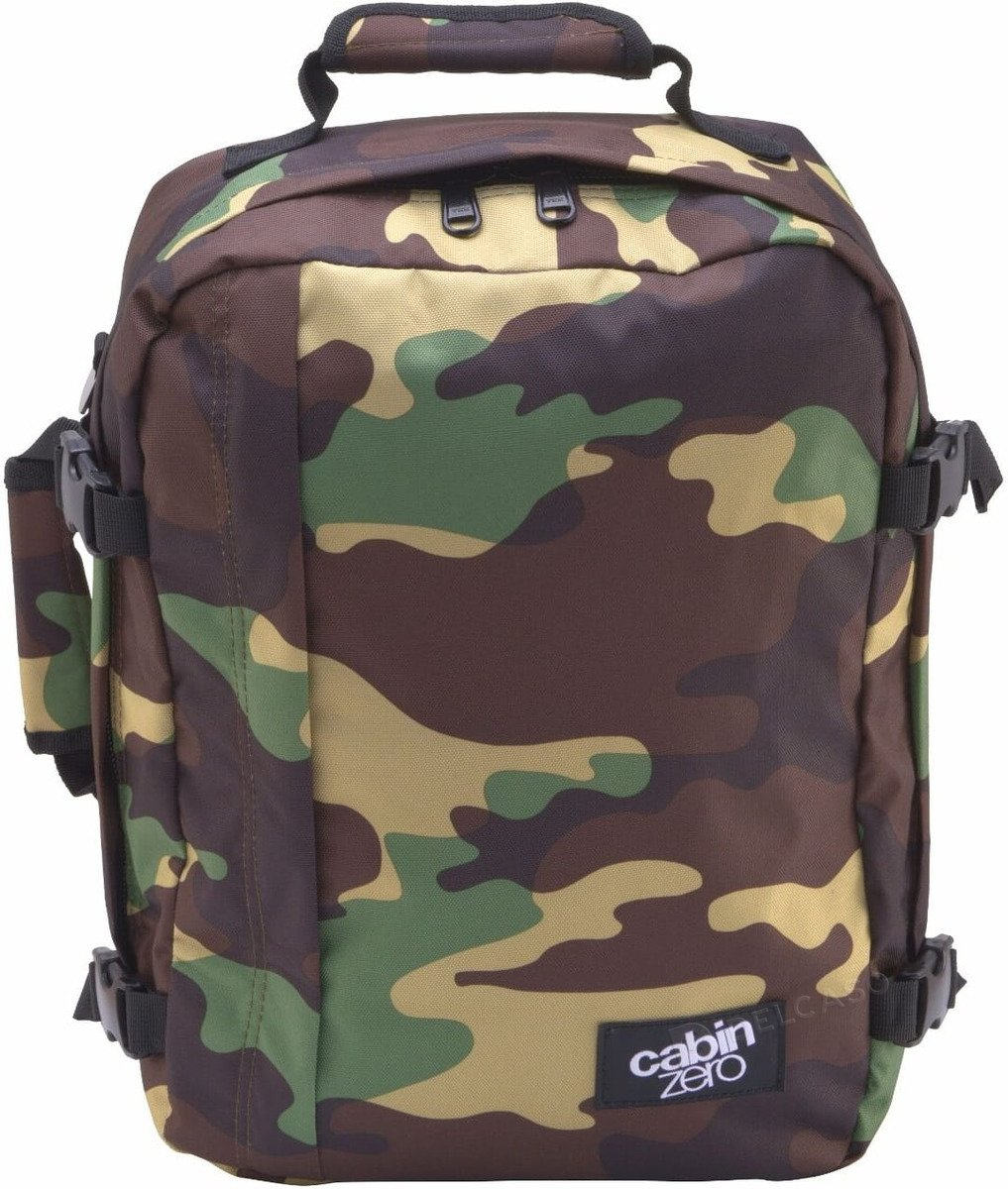 Plecak bagaż podręczny do Wizzair Cabin Zero Classic 28L Jungle Camo