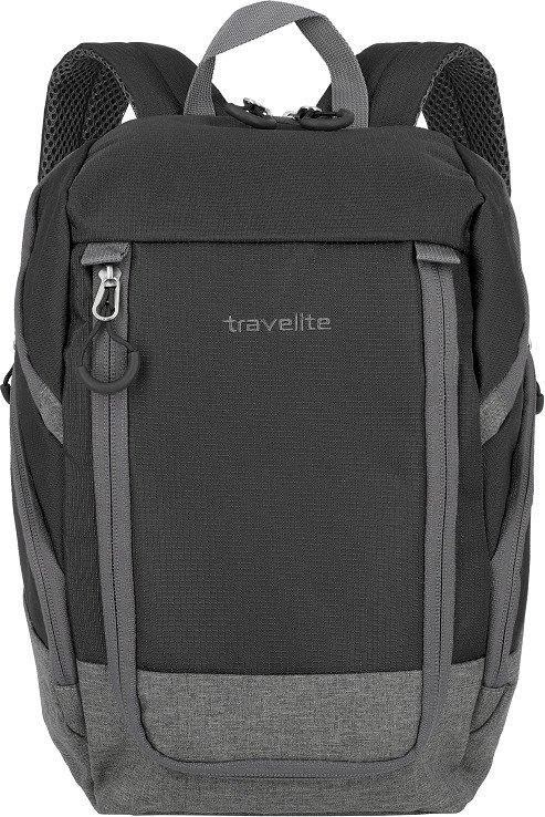 Plecak miejski Travelite Basics czarny