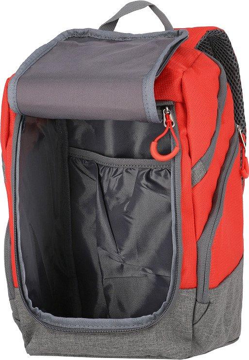 Plecak miejski Travelite Basics czerwony