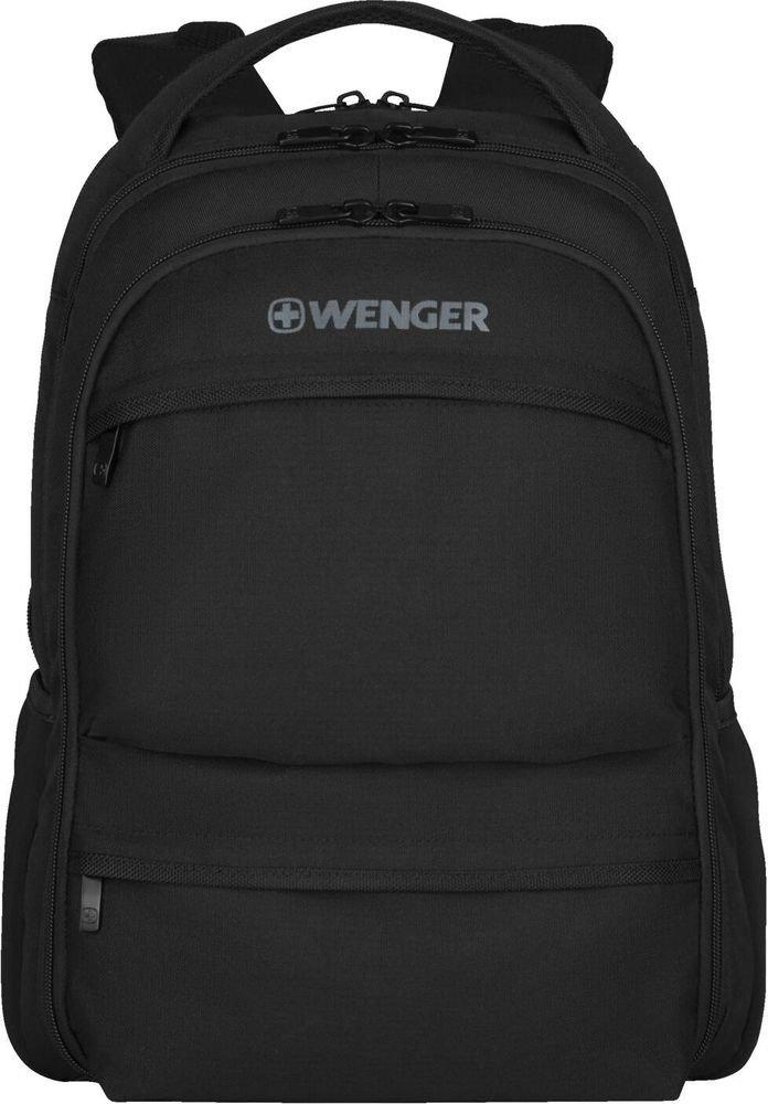 """Plecak na laptopa do 15,6"""" Wenger Fuse czarny"""