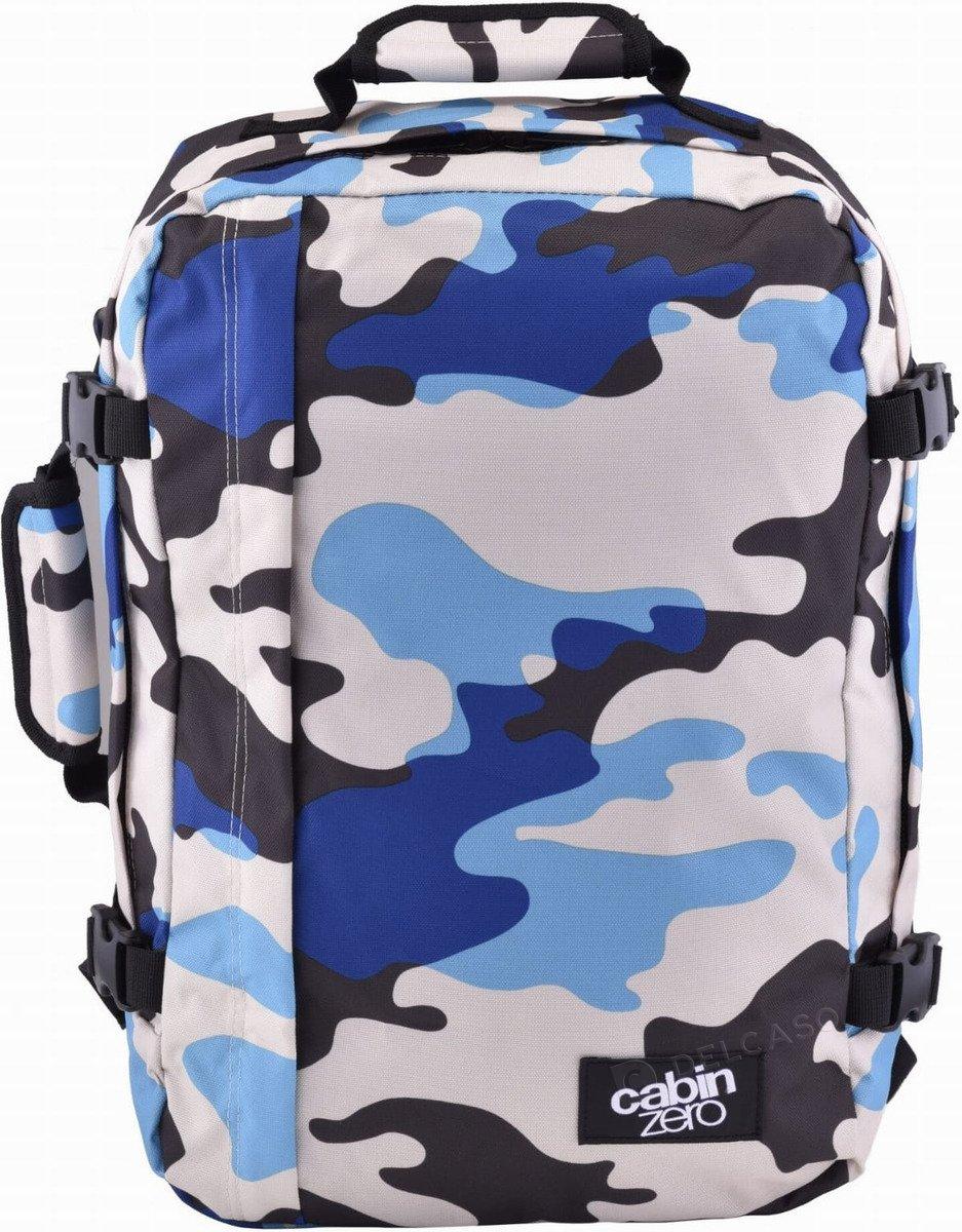 Plecak torba podręczna Cabin Zero Classic 36L Blue Camo