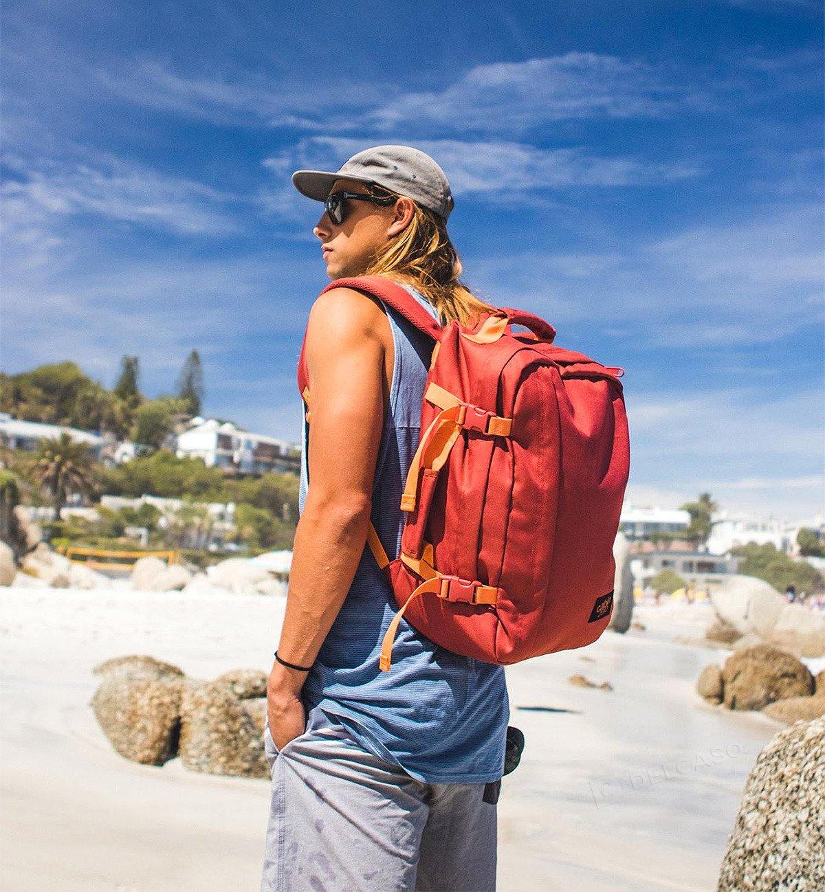 Plecak torba podręczna Cabin Zero Classic 36L Naga Red