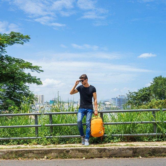 Plecak torba podręczna Cabin Zero Classic Pro 32L orange chill