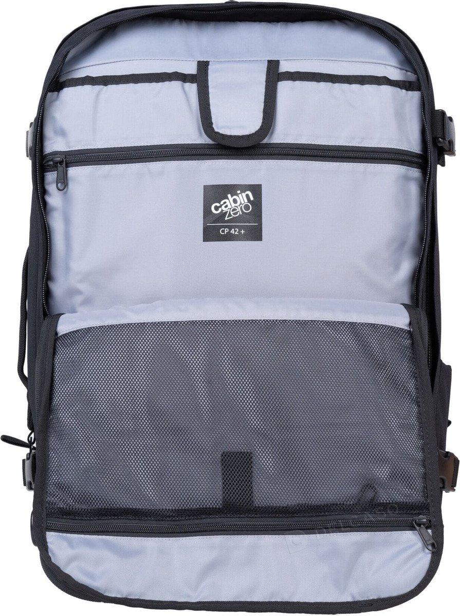 Plecak torba podręczna Cabin Zero Classic Pro 42L Absolute Black
