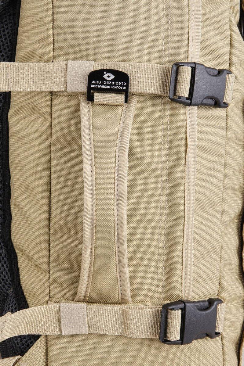 Plecak torba podręczna Cabin Zero Military 28L Wizzair Ryanair Light Khaki