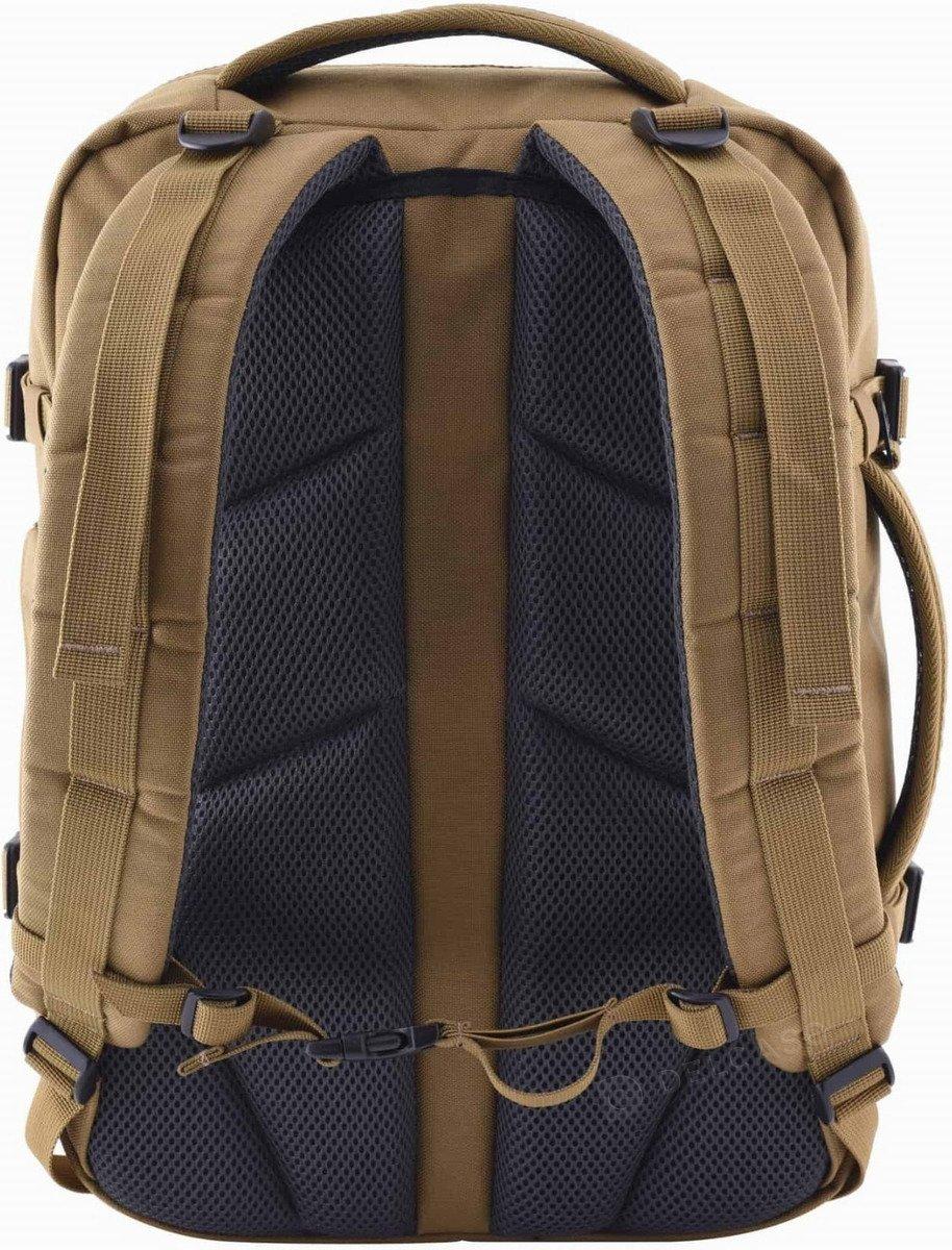 Plecak torba podręczna Cabin Zero Military 28L Wizzair Ryanair beżowy