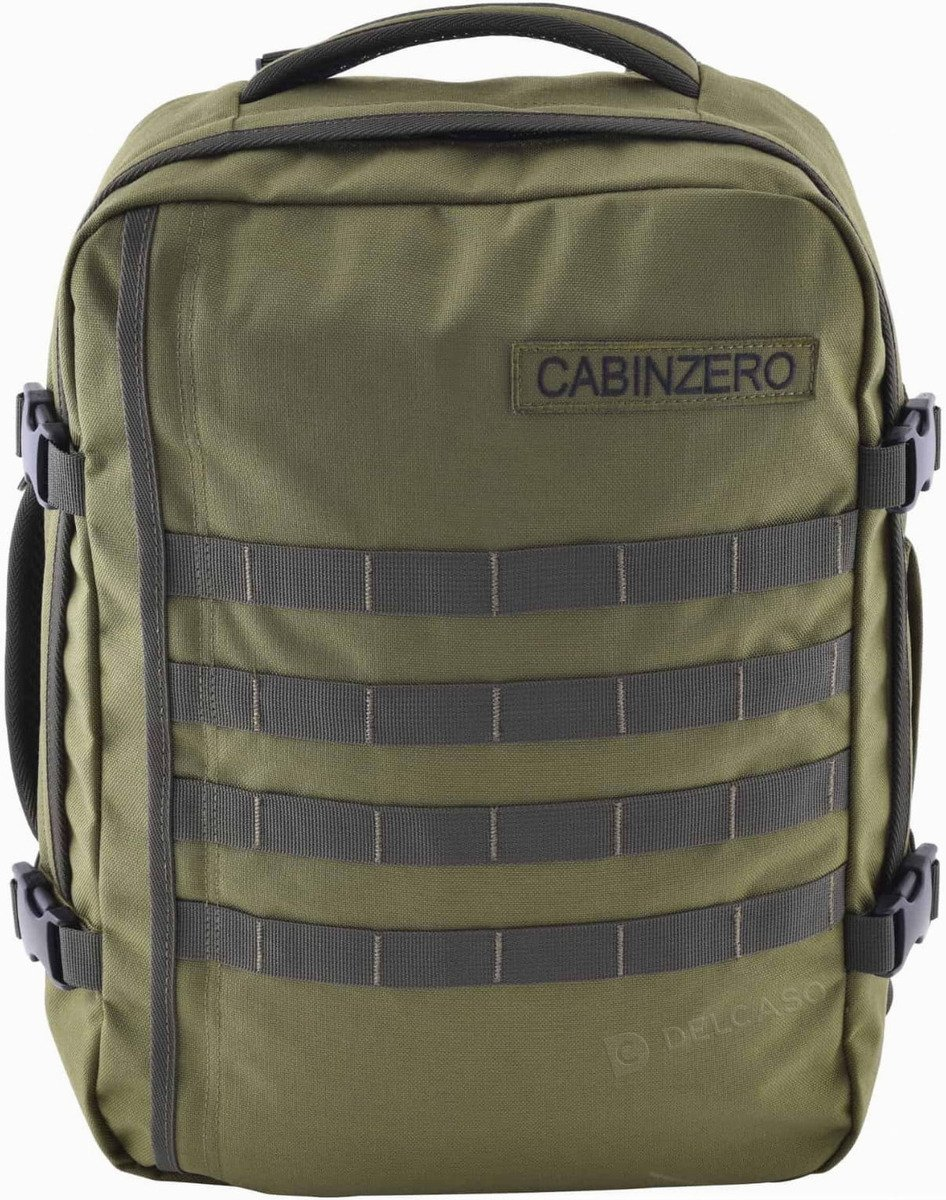 Plecak torba podręczna Cabin Zero Military 28L Wizzair Ryanair zielony