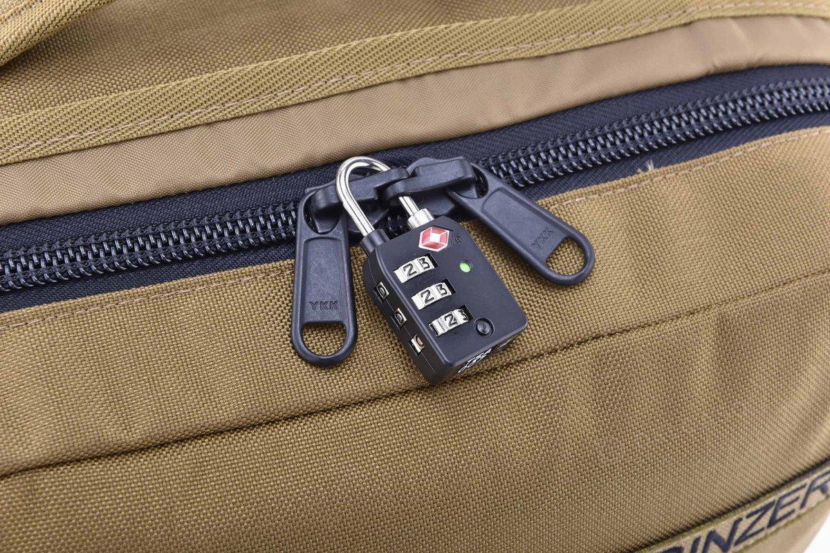Plecak torba podręczna Cabin Zero Military 36L beżowy