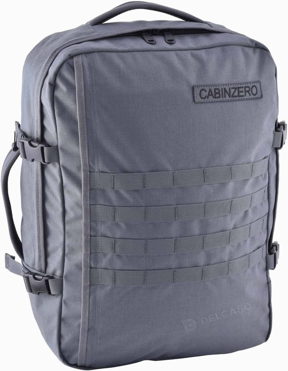 Plecak torba podręczna Cabin Zero Military 44L szary
