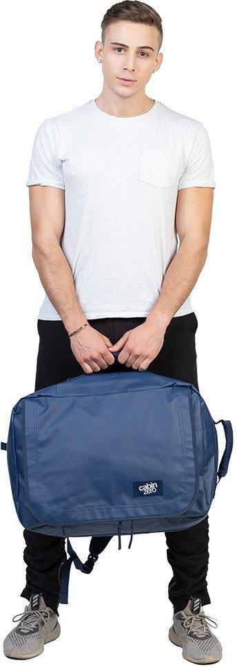 Plecak torba podręczna Cabin Zero Urban 42L czarna