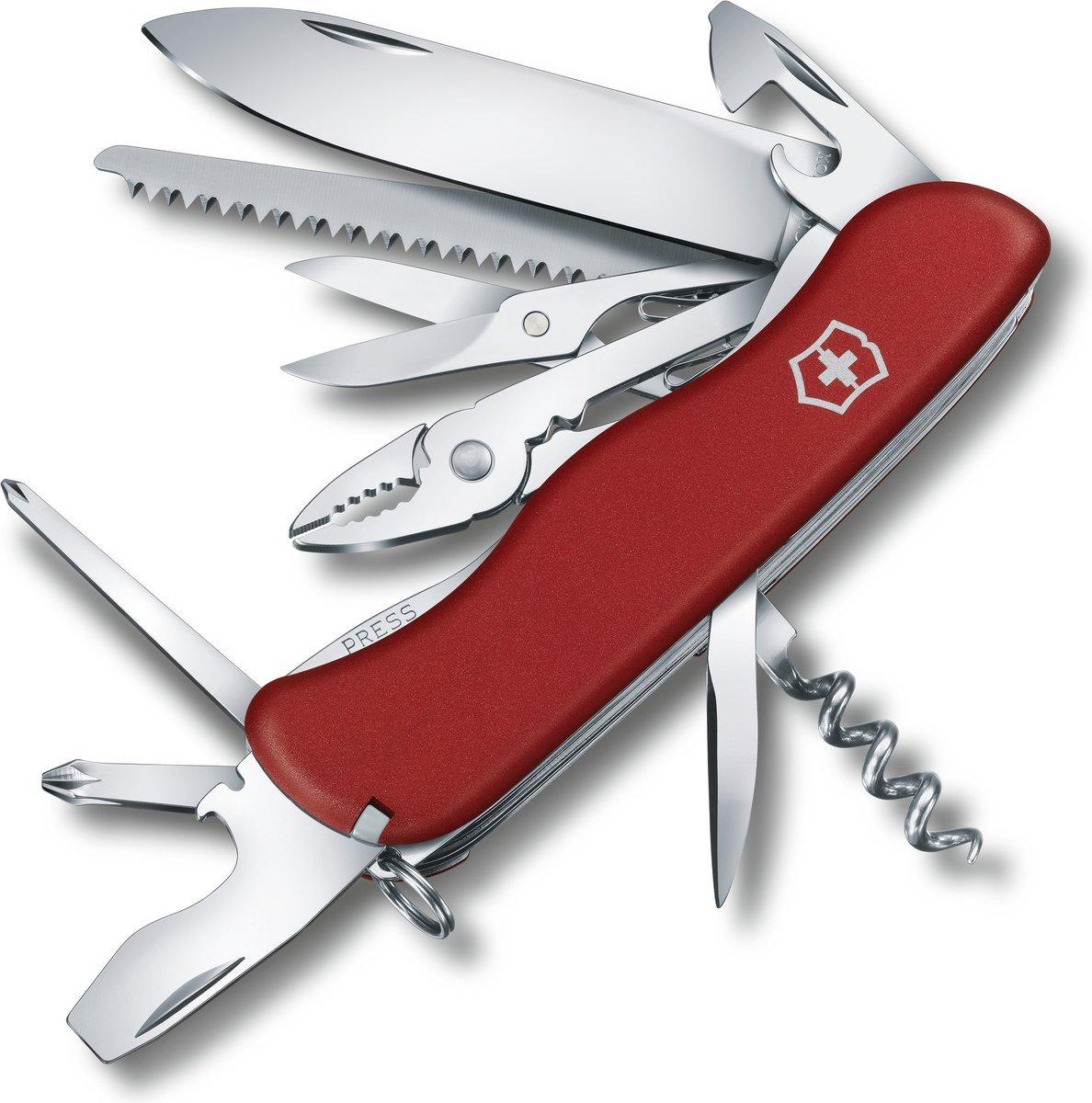 Scyzoryk Victorinox Hercules czerwony 0.8543