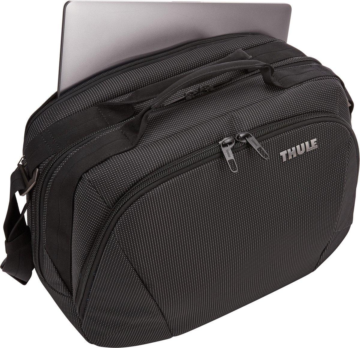 Torba podróżna Thule Crossover 2 Boarding Bag 25L czarna