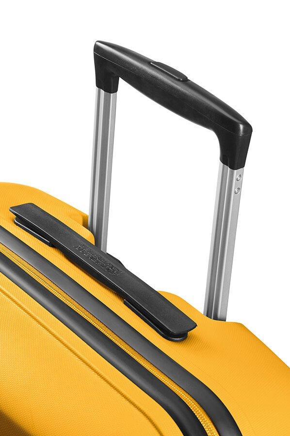 Walizka American Tourister Bon Air 66 cm żółta