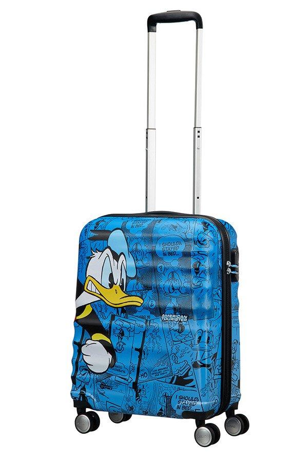 Walizka American Tourister Wavebreaker Disney 55 cm Kaczor Donald