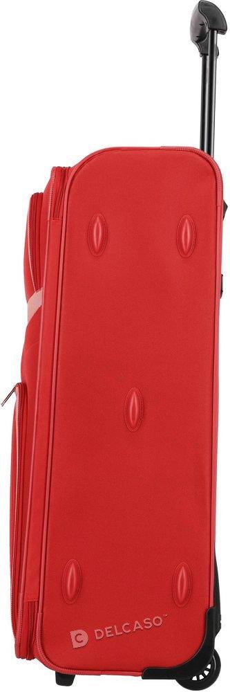 Walizka duża 2-kółkowa Travelite Orlando 73 cm czerwona