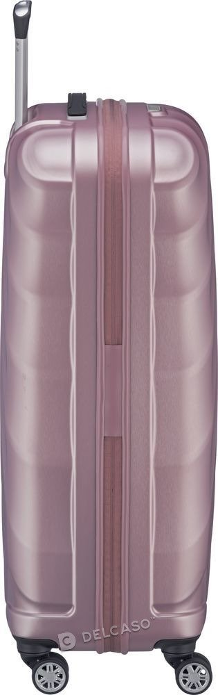 Walizka duża Titan Shooting Star 77 cm różowa