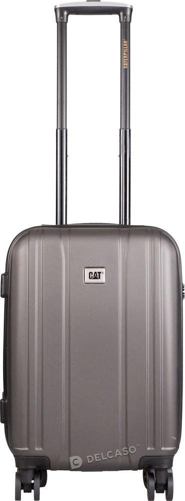 Walizka kabinowa Cat Caterpillar Orion 55 cm mała szara