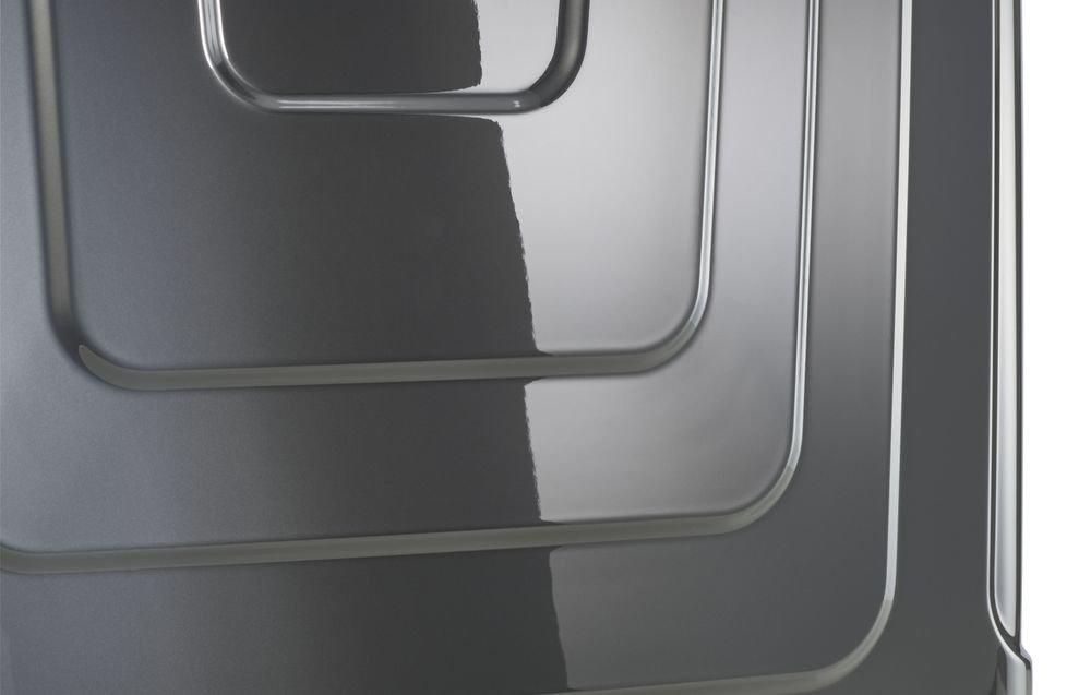 Walizka kabinowa Titan X-Ray 55 cm mała ciemno szara