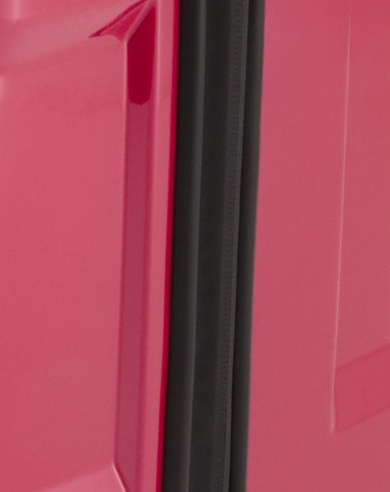 Walizka kabinowa Titan X2 Flash 55 cm mała różowa