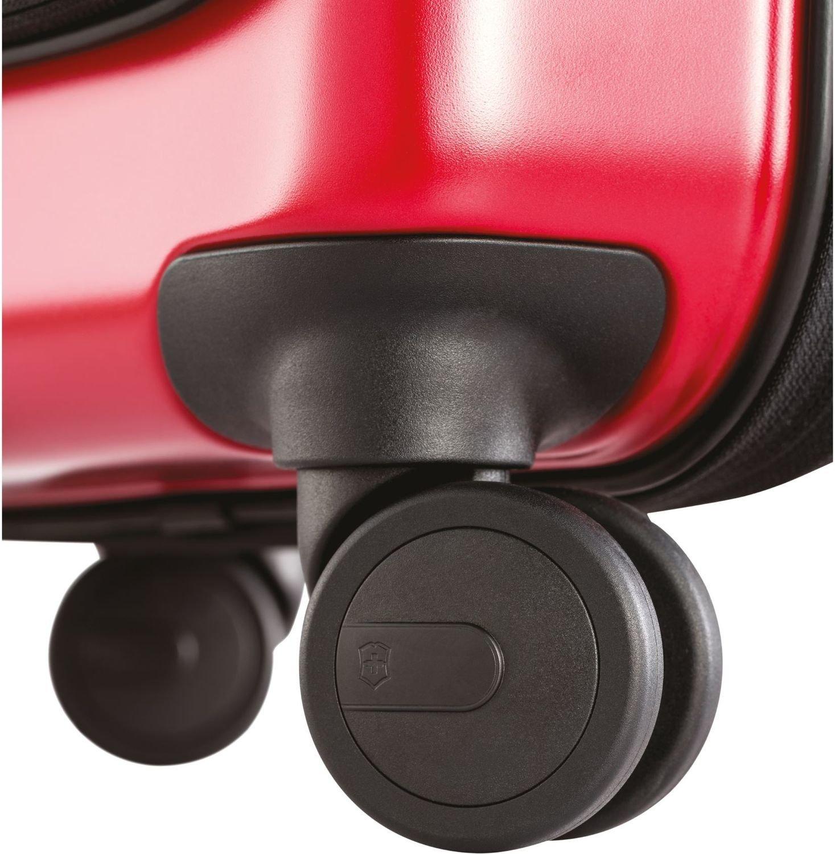 Walizka kabinowa - biznesowa Victorinox Spectra 2.0 55 cm mała czerwona