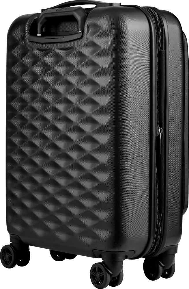 Walizka kabinowa - biznesowa poszerzana Wenger Lumen 55 cm mała czarna