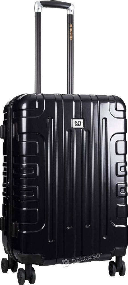 Walizka średnia Cat Caterpillar CityScape 63 cm czarna