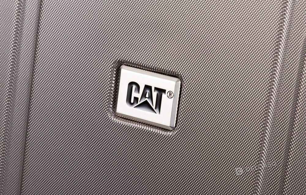 Walizka średnia Cat Caterpillar Orion 66 cm szara