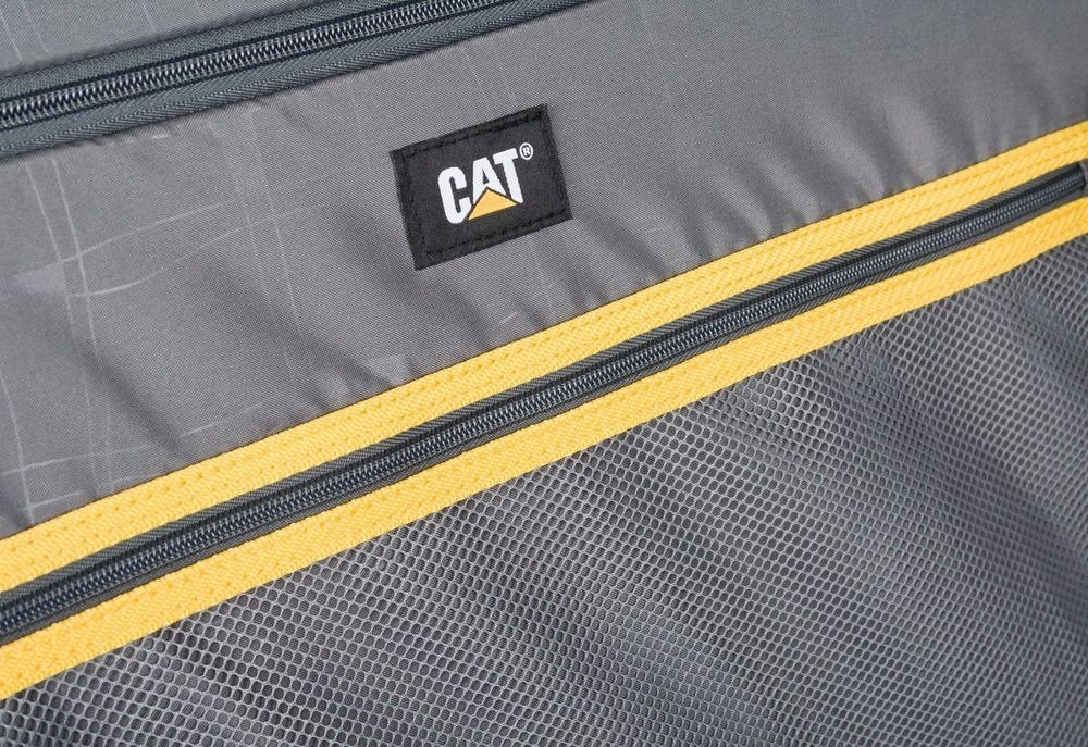 Walizka średnia Cat Caterpillar Turbo 65 cm granatowa