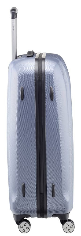 Walizka średnia - powiększona Titan Xenon 71 cm błękitna