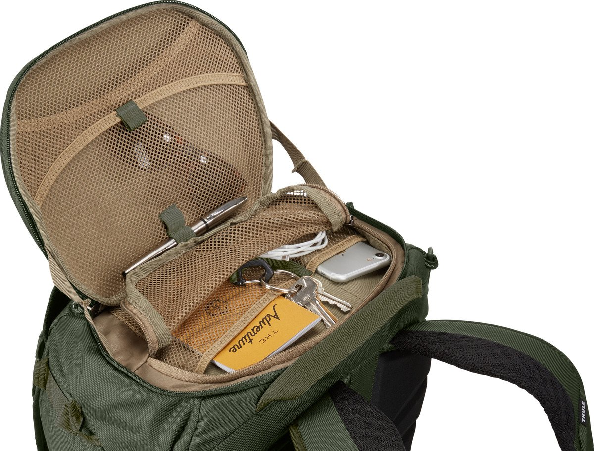 Zestaw Plecaków podróżnych turystycznych Thule Landmark 60L zielone