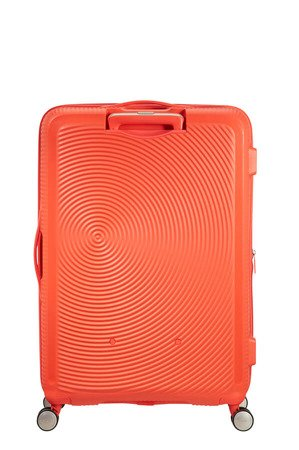 Walizka American Tourister Soundbox 77 cm powiększana pomarańczowa