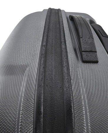 Walizka duża Titan X2 Shark Skin 76 cm szara