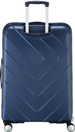 Walizka duża Travelite Kalisto 76 cm Niebieska