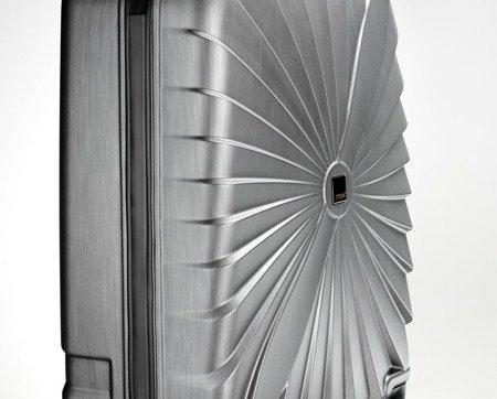 Walizka duża Triport 74 cm antracytowa