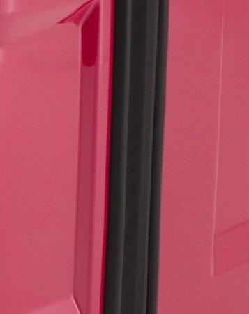 Walizka średnia Titan X2 Flash 71 cm różowa