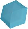 Parasol kieszonkowy Carbonsteel Mini Slim Doppler turkusowy
